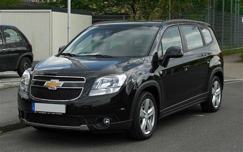 Chevrolet Orlando  Wikipedia, Den Frie Encyklopædi