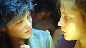 Blue is the warmest color – film tv and life