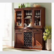 Build Your Own  Modular Bar Cabinets  Pottery Barn