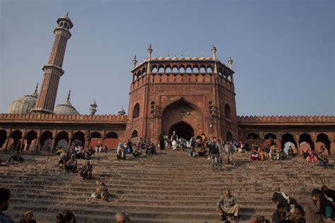 jama masjid travel story  pictures  india