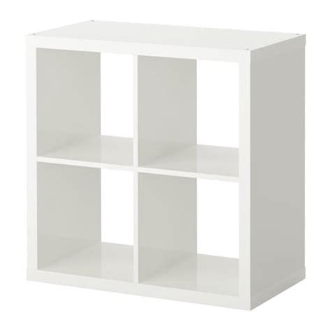 Meuble Kallax Ikea Kallax Shelf Unit High Gloss White Ikea