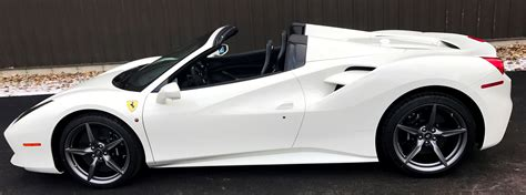 Ferrari has produced another masterpiece with its new 488 spider. » 2017 Ferrari 488 Spider…..SOLD Exotic Car Search