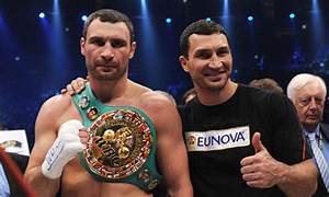 David Haye to discover in early May which Klitschko he ...
