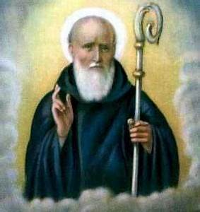 San Benito Abad O San Benito De Nursia  Historia  Oraci U00f3n