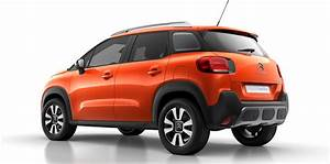 Citroen C Aircross : 2018 citroen c3 aircross unveiled photos 1 of 5 ~ Gottalentnigeria.com Avis de Voitures