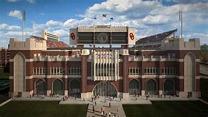 Ou Football  Sooner Fans To Get First Look At  U0026 39 New Stadium