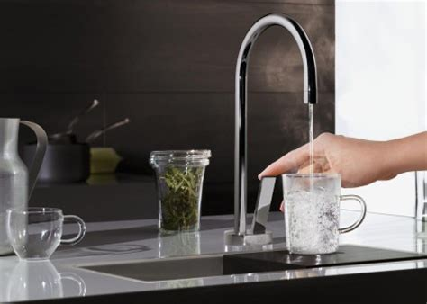 Hot & Cold Water Dispenser by Dornbracht ? Tara Ultra and Lot