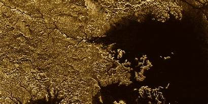 Titan Moon Discovered Landscape Saturn Mysterious 1200