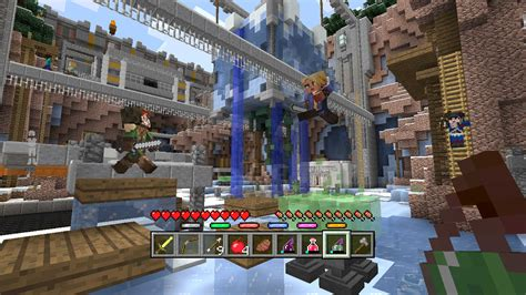 siege playstation minecraft battle map pack 4 on ps4 official playstation