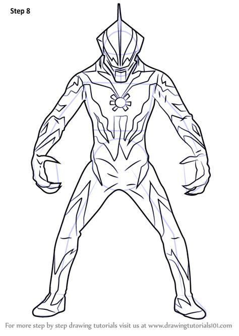 Coloring Ultraman Geed gambar ultraman geed untuk mewarnai gambar