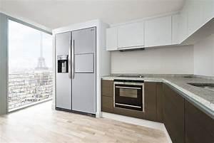 Küche Mit Amerikanischem Kühlschrank : bildergebnis f r amerikanischer k hlschrank k che k che pinterest amerikanischer ~ Sanjose-hotels-ca.com Haus und Dekorationen