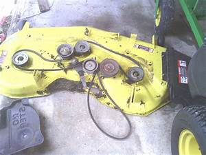 Belt Diagram For John Deere L130