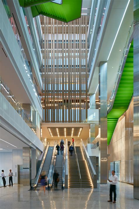 location bureau montreal a tour of deloitte s sleek toronto office officelovin 39