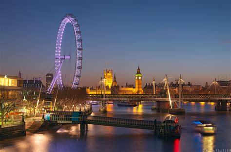 Waterloo Bridge London - Will Pearson - Panoramic