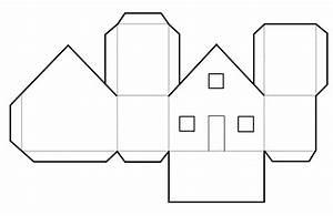 Haus Aus Pappe Basteln : haus aus papier basteln vorlagen dekoking diy mehr ~ A.2002-acura-tl-radio.info Haus und Dekorationen