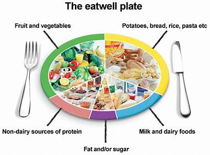 Plate Eat Healthy Eating Well Eatwell Diet