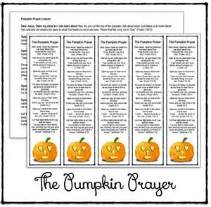 The Pumpkin Patch Parable by Pumpkin Prayer Poem Celebrating Holidays