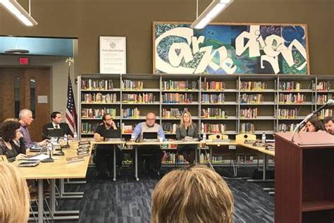 randolph board ed members vote august start date