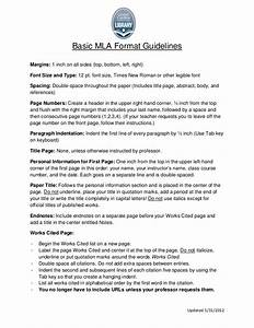 guidelines for a research paper general guidelines for a research