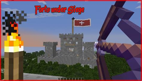 minecraft siege overview v1 0 0 forts siege projects