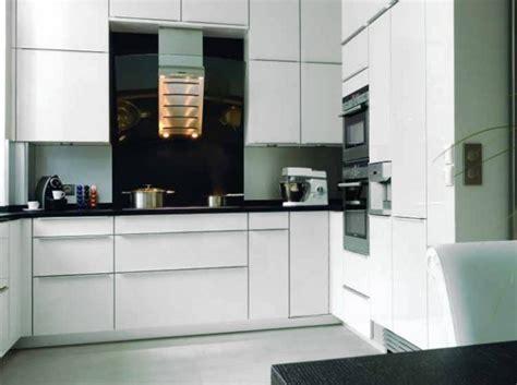 idee deco pour cuisine blanche idée déco pour cuisine blanche et grise