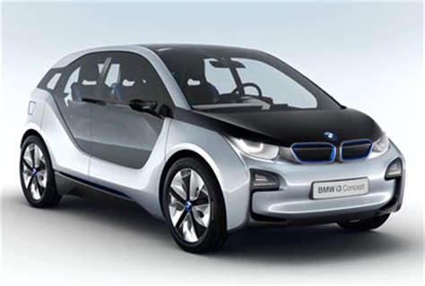 Bmw I3 Weight by Bmw Sheds Weight For The New I3