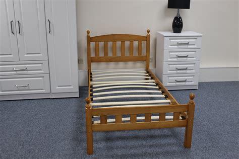 pine wooden bed frame shipcote furniture