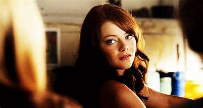 Emma Stone Gifs Pulling College Things Experience