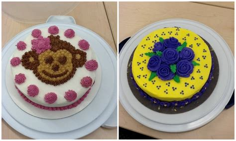 thoughts   wilton cake decorating class