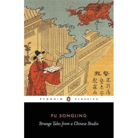 Strange Tales From A Chinese Studio By Pu Songling — Reviews, Discussion, Bookclubs, Lists
