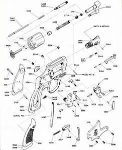 S U0026w 38 Military  U0026 Police Revolver Model 12