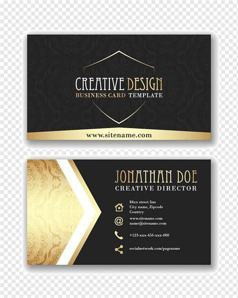 creative design business card templates paper business