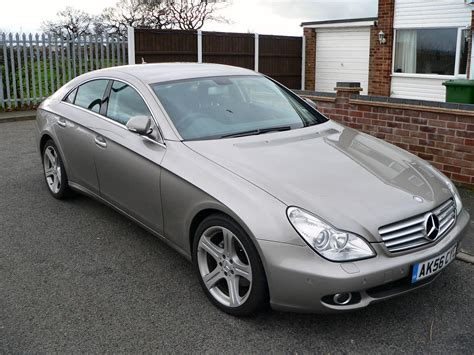 Mercedes Cls Class Picture by 2006 Mercedes Cls Class Pictures Cargurus
