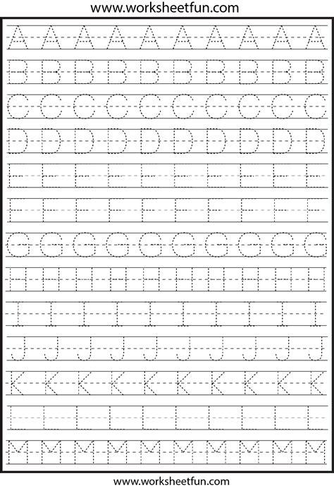letter tracing 2 worksheets free printable worksheets