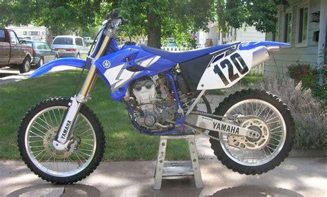 2004 yamaha yz 450 f moto zombdrive