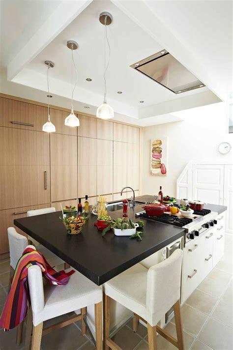 hotte de cuisine ilot central best 20 hotte ilot central ideas on hotte