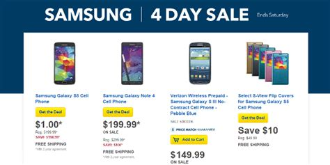 Best Buy Promo Offers Samsung Galaxy Note 4 For 0 Less