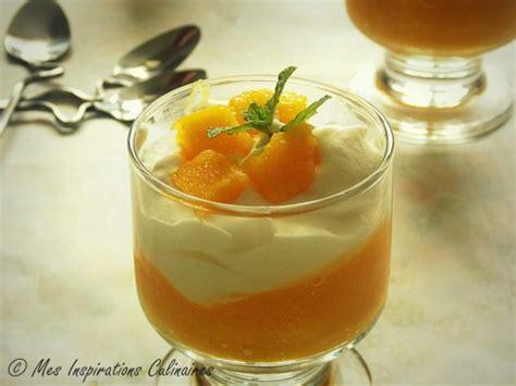 dessert exotique a la mangue citron vert et cardamome le cuisine de samar