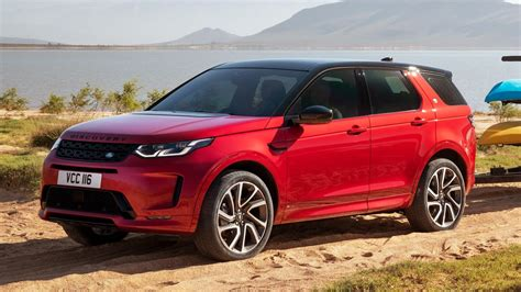 land rover launches    discovery sport
