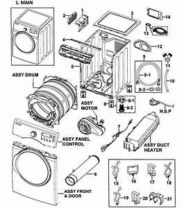 Diagram  Schematic Dryer Wiring Samsung Diagram Xaa