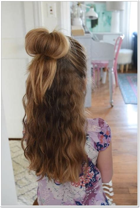 adorable  girl hairstyles