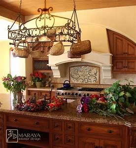 Tuscan Hood - Farmhouse - Kitchen - Santa Barbara - by