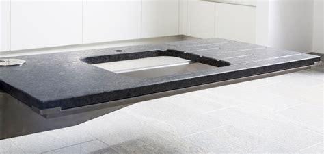 Küchen Waschbecken Granit by K 252 Chen Aus Naturstein Hygienisch Langlebig Edel