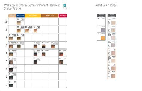 Elumen Hair Colour Chart Color Developers Shop Talk T