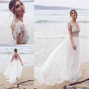 163 best boho beach garden rustic country wedding dresses With bohemian beach style wedding dresses