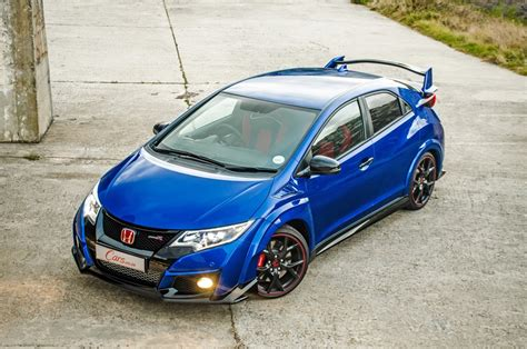 Honda Civic Type R Sports Car Wallpapers