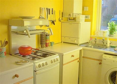 yellow kitchens apartments   blog