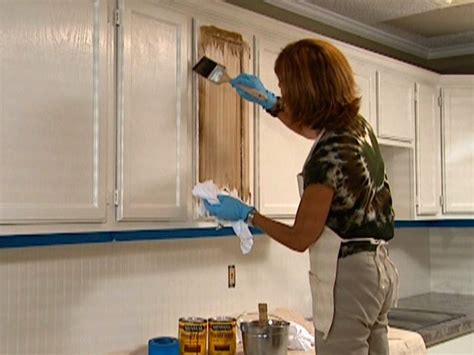 painting over stained cabinets how to glaze cabinets i want to try this over our green