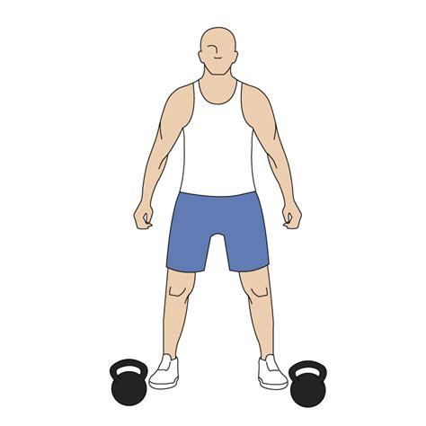 kettlebell press arm military deadlift chop workouts benefits single leg