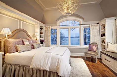 Master Bedroom Design Ideas In Romantic Style-style